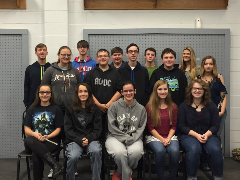 Chieftains Earn Spots in Honor Band