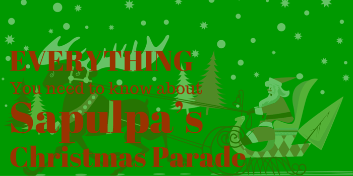 everything you need to know about sapulpas christmas parade