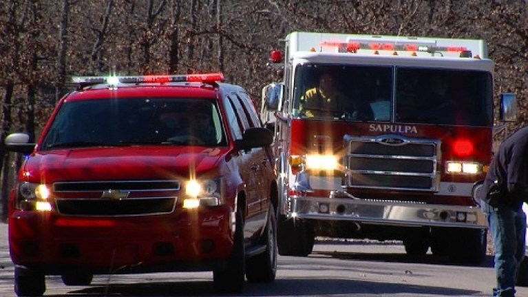 Costs of grass fires adding up for Sapulpa fire departments