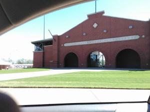 David Allen Memorial Ballpark in Enid, OK