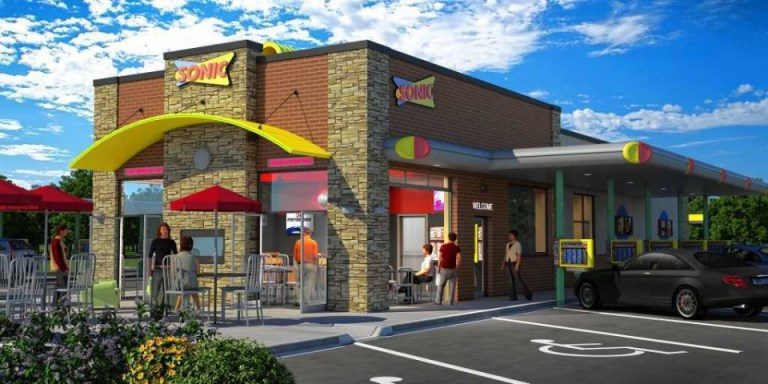 New Sonic on historic corner could open as early as October