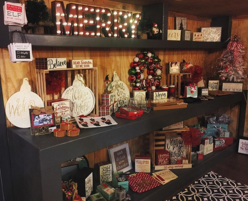 Whimsical Willow has opened up their downstairs for home decor!