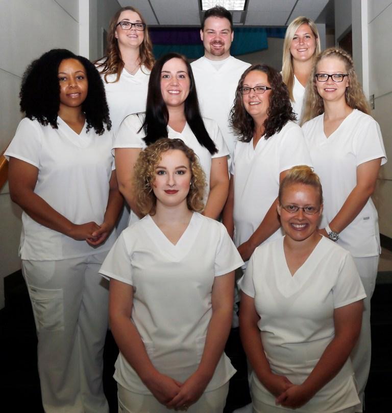 Central Tech Practical Nursing Students Graduate