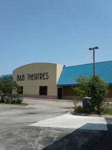 Sapulpa Cinema 8 is now rebranded as B&B Theaters