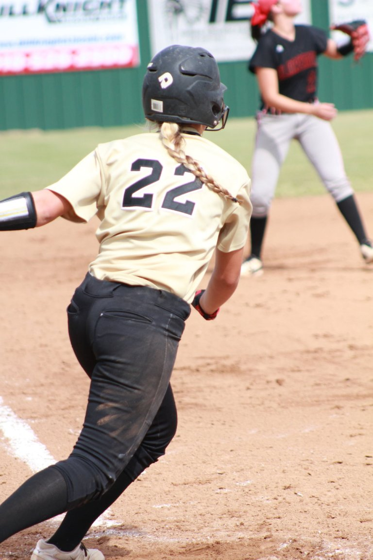 Lady Chieftains Fall to Sandites at 12-4 Home Game