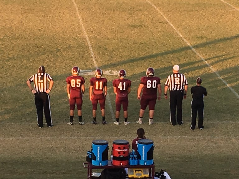 Kellyville faces their first loss against Bristow