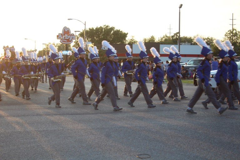 Video: All the best moments from Sapulpa's Homecoming Parade