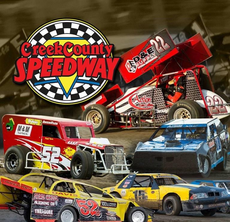 Randy Wheeler Memorial Wins Go To Smith, Cartwright, Champlain, Owen, and McSperitt At Creek County Speedway