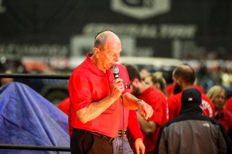 Tulsa racing legend Emmett Hahn Bringing American Sprint Car Series To Creek County Speedway This Thursday