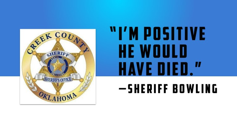 """""""Seconds count!"""" Sheriff Bowling commends deputies for their life-saving actions during suicide call"""