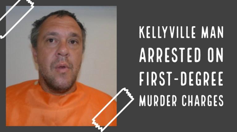 Kellyville man arrested on first-degree murder charges, OSBI investigating