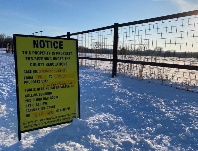 County Commissioners table new Kiefer subdivision for one month, CIRB projects prioritized