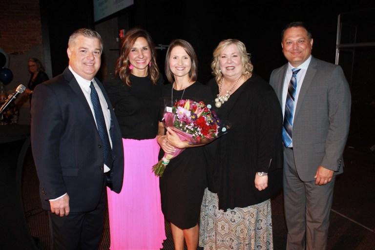 Hurt, Brallier win Teacher, Support Employee of the Year