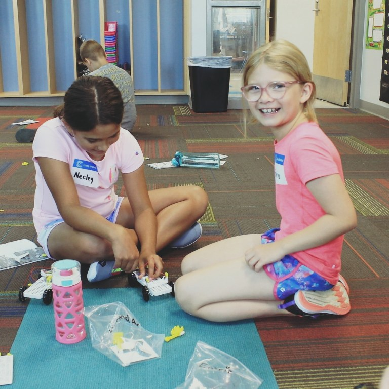Camp Invention draws crowds