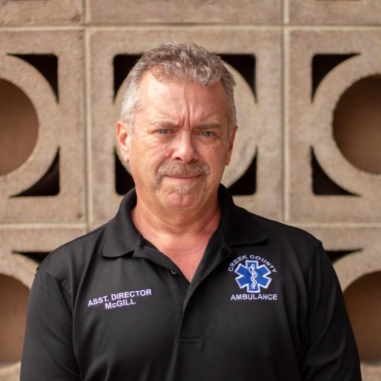 McGill named Interim Creek County Ambulance Director