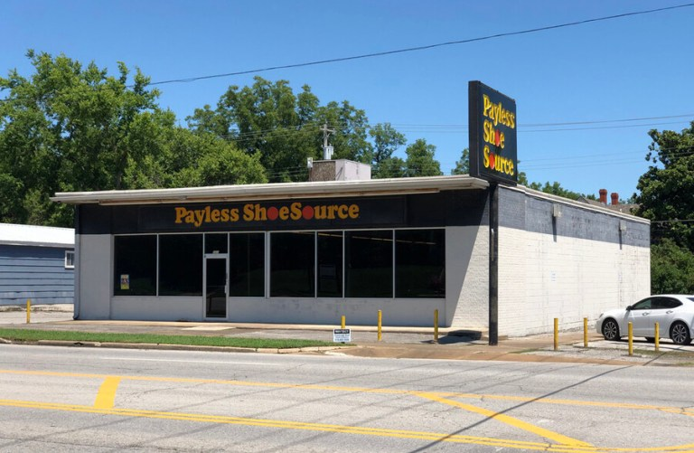 Planning Commission recommends approval of dispensary in former Payless Shoe Source building