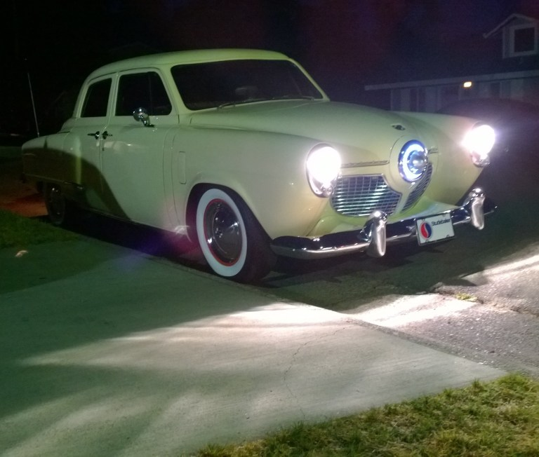 Studebakers: Meant to be driven