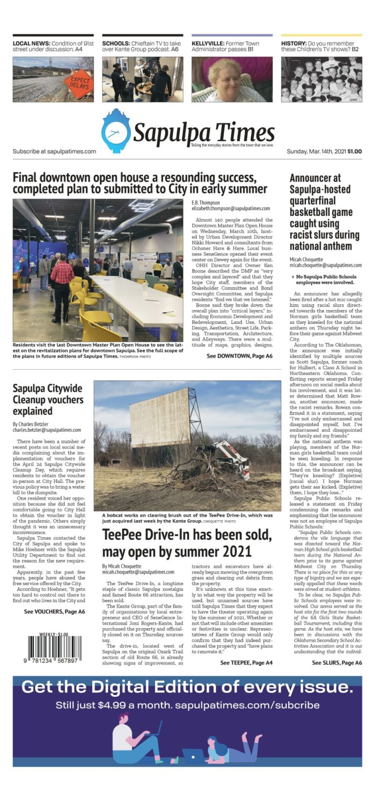 Sapulpa Times Digital Edition 03/14/2021