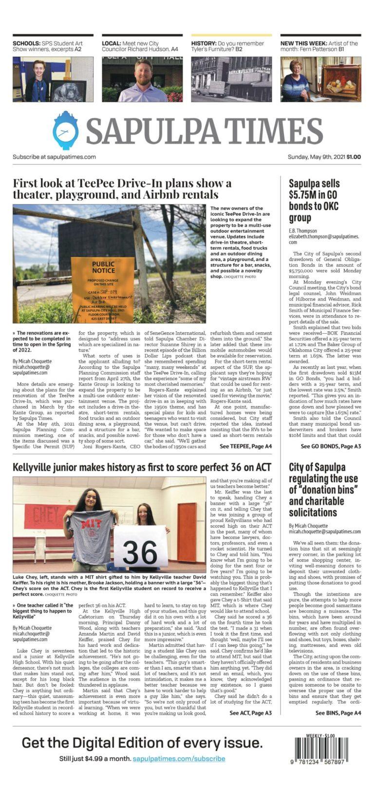 Sapulpa Times Digital Edition 05/09/2021