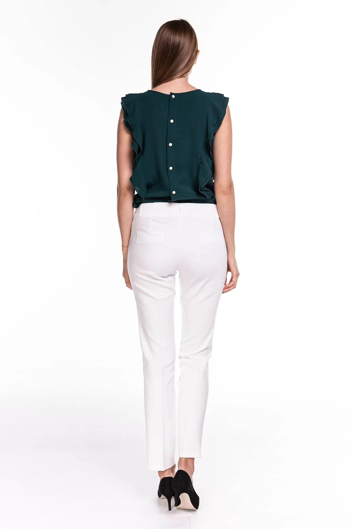 Spodnie Classic Białe