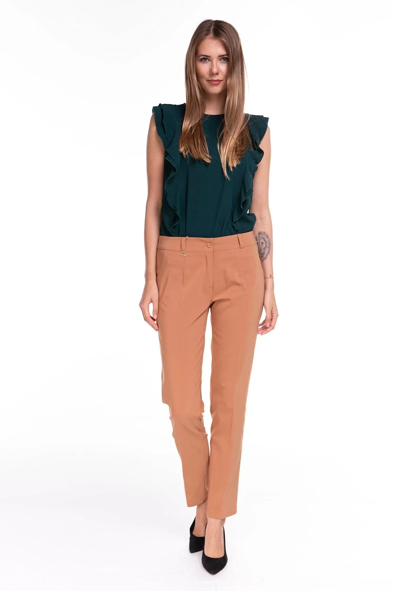 Spodnie Classic Camel