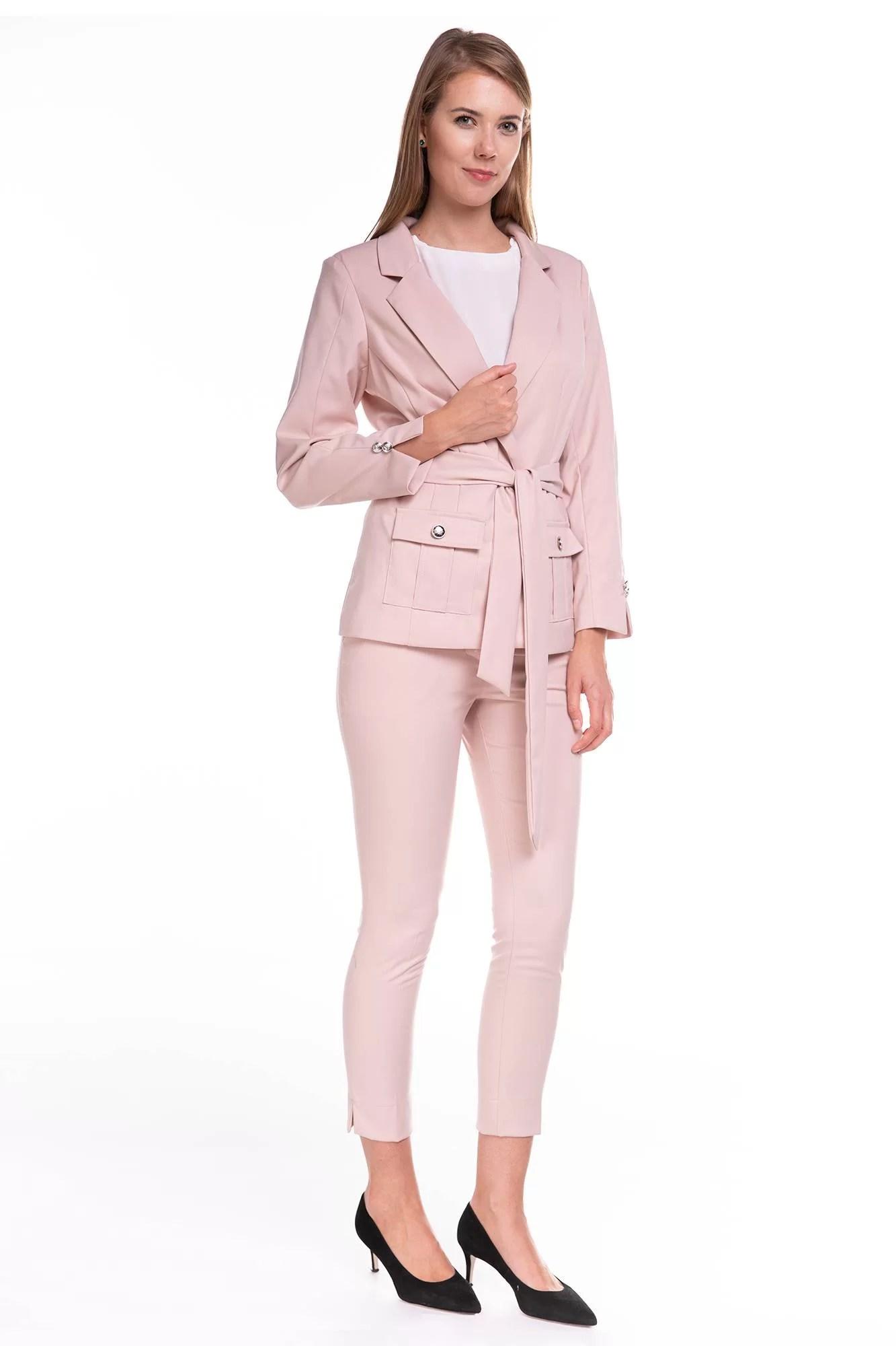 Komplet Glamour Jasny roz