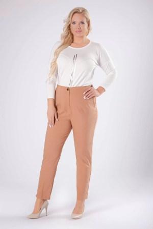 Spodnie Milano Camel