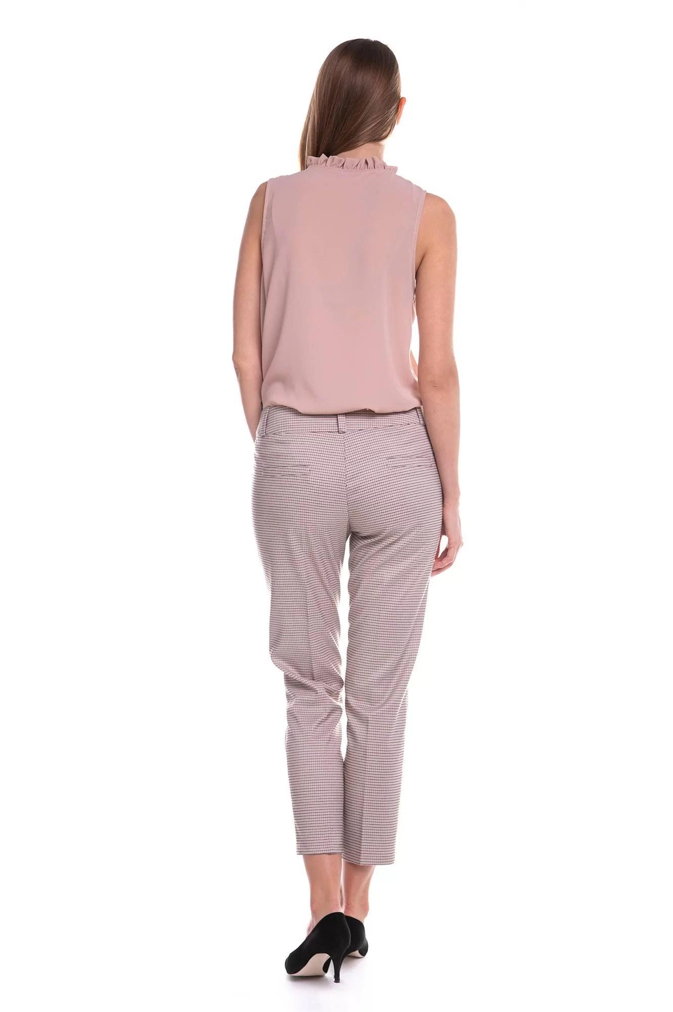 Spodnie Capri Kratka Beż