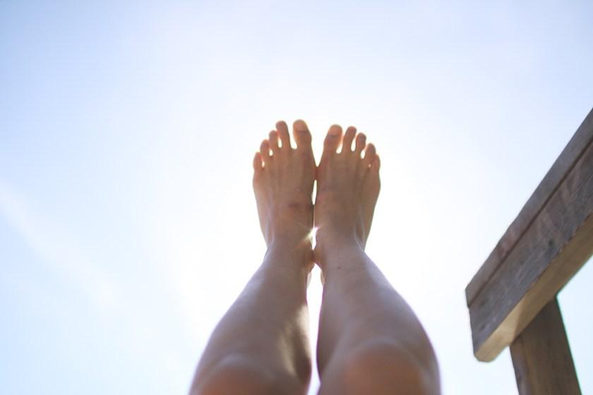 sommarfötter