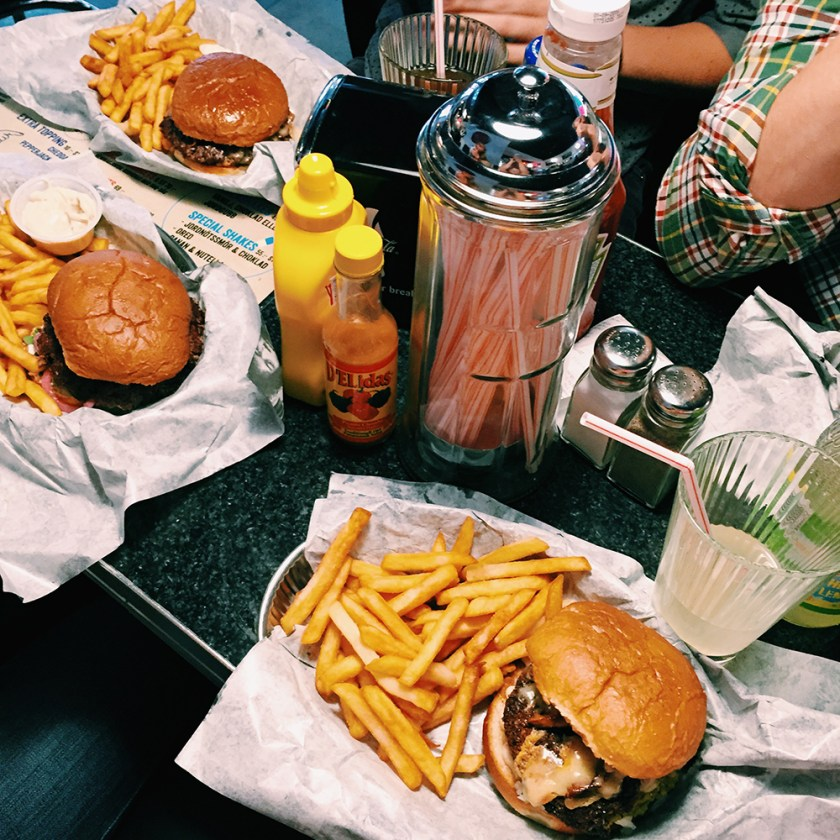 lily's burgers nytorget