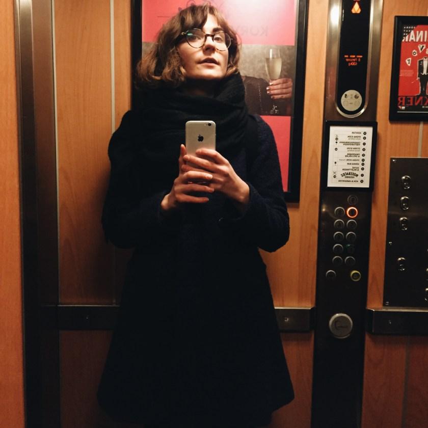sara i hiss