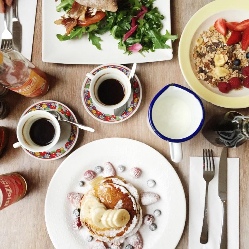 frukost på breakfast club