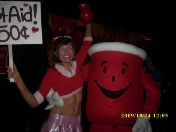 Kool-Aid Man Halloween 2010