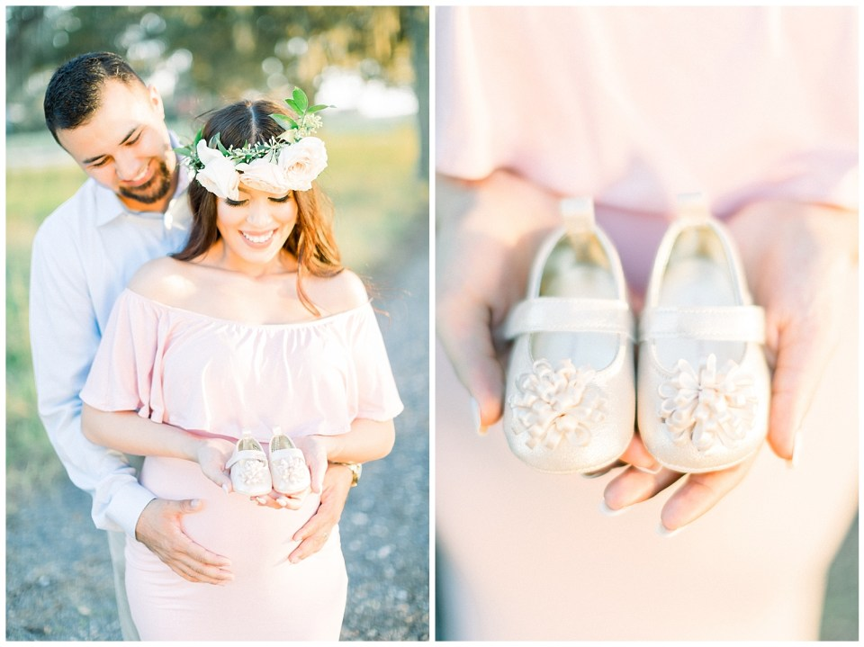 houston maternity session