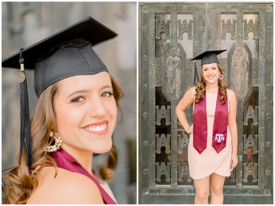 texas a&m graduate