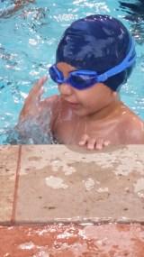 3rd Yr. Swimming