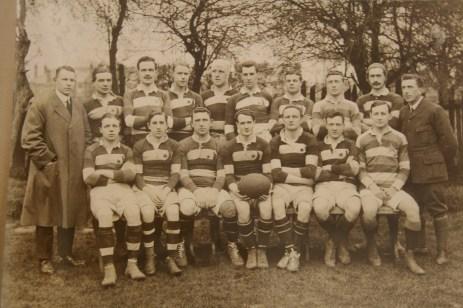 Saracens 1st XV 1913-14
