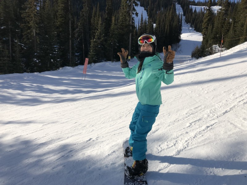 來去滑雪吧!加拿大BC省Sunpeaks(太陽峰)滑雪度假村 一天內滑遍三座山!