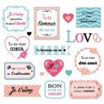Stickers Love