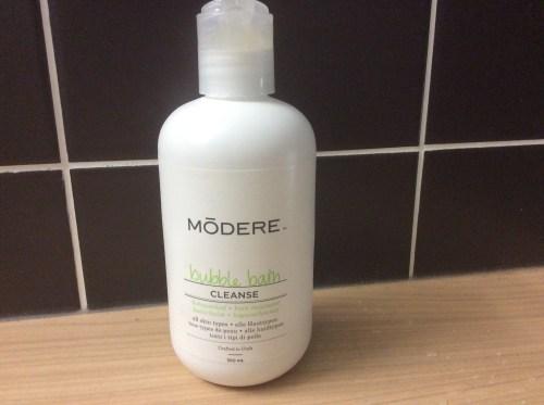 Bubble bath modere