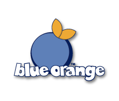 Happy bunny de Blue Orange