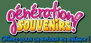 logo génération souvenir
