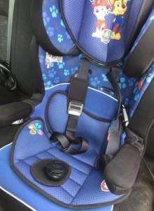 siège auto Imax