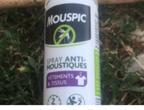 Les produits anti-moustiques Mouspic, sont-ils efficaces ?