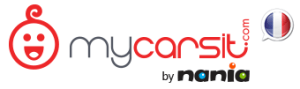 my carsit by nania logo
