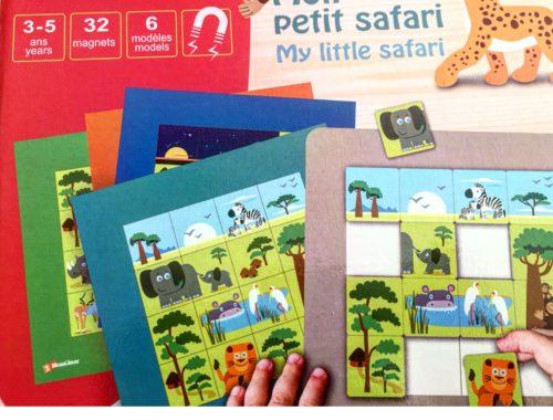 SEPP jeux : les bénéfices des puzzles chez l'enfant.