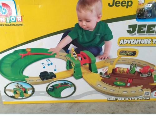 BB Junior : Zoom sur le Circuit Aventure Jeep de Timéo !