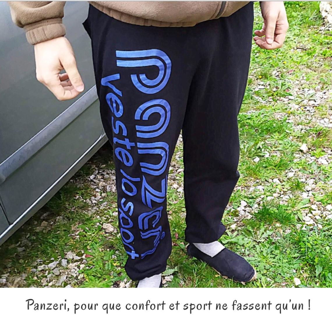 Panzeri, pour que confort et sport ne fassent qu'un !