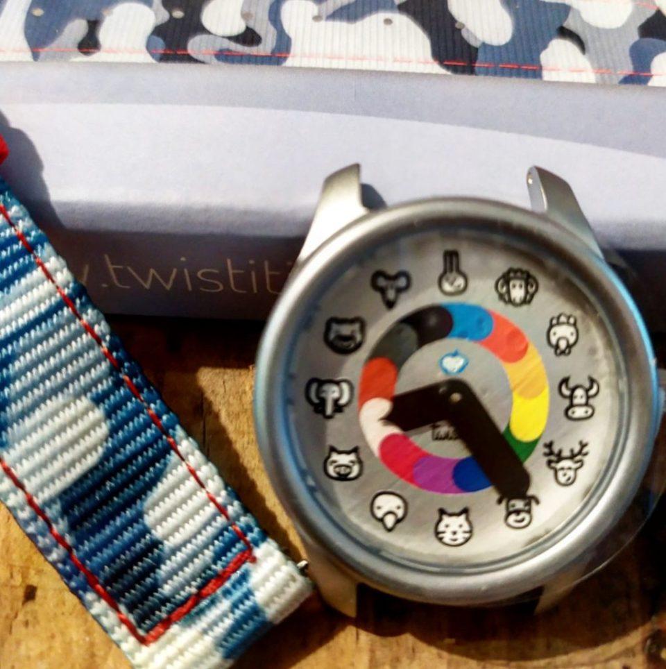 La montre animaux Twistiti ou comment appréhender la notion du temps ?
