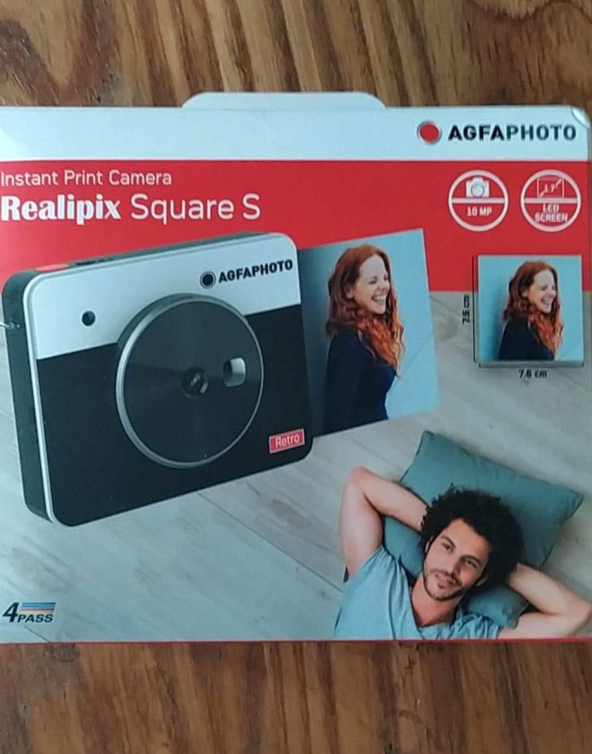 Agfa Photo : Que vaut vraiment Realipix Square S ?